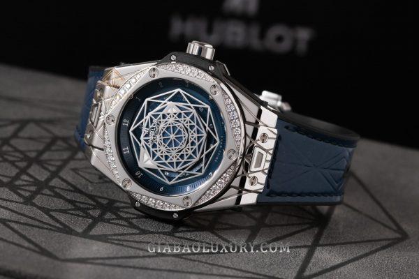 Hublot Big Bang Sang Bleu 39mm 465.SS.7179.VR.1204.MXM19