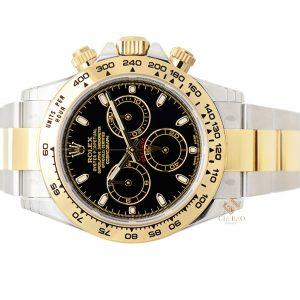 Đồng Hồ Rolex Cosmograph Daytona 116503 Mặt Số Đen