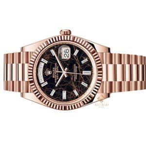 Đồng Hồ Rolex Day-Date 40 228235 Mặt Số Eisenkiesel (New Model 2021)